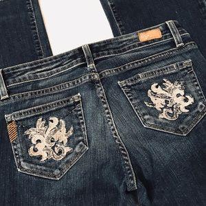 PAIGE Denim 💙 Flare Jeans Size 26 💙